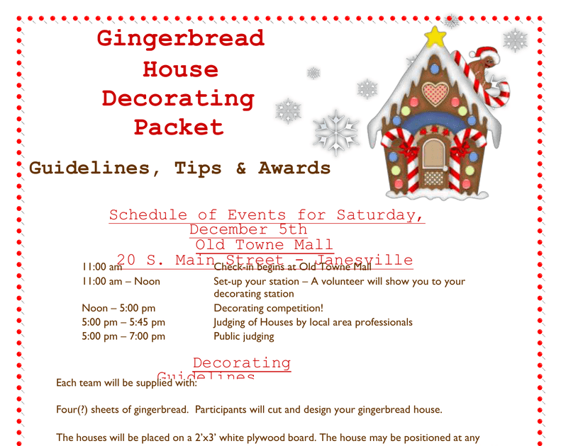 Gingerbread House Decorating Packet Guidelines Tips Awards Holiday Door Decor Contest Adopt A College Door Decorating Contest Teacher Slide For Chamber News Mckinleyville Chamber Of Commerce Holiday Door Decorating Contest Is Coming Ohio State Ati Student Contest Judging Form By Ed Chic Teachers Pay Teachers