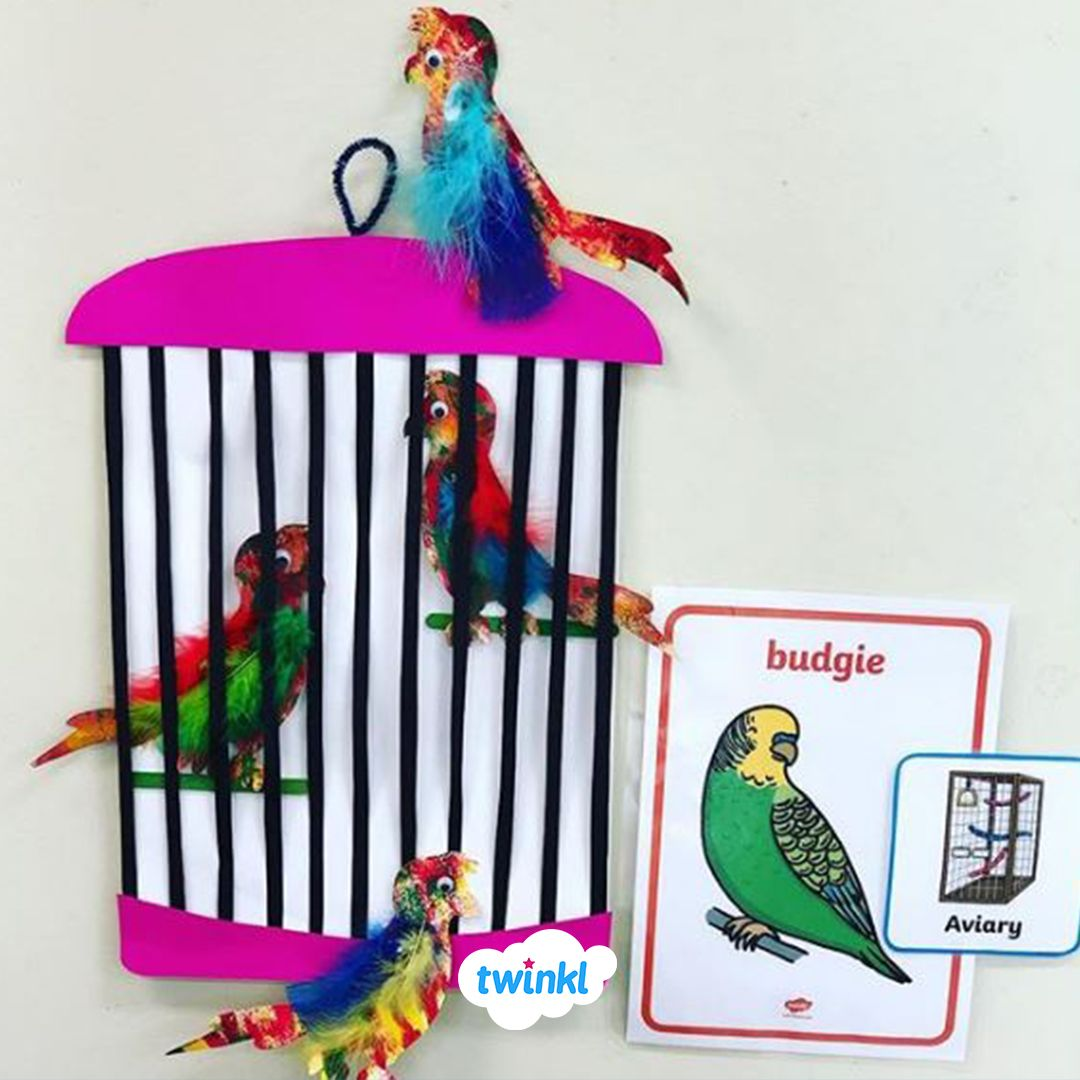 Perfect For A Lovely Craft Activity Or Pet Shop Role Play