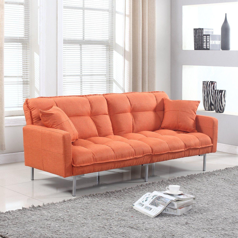 Amazon Divano Roma Furniture Collection Modern Plush Tufted