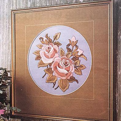 Swierige Rose Embroidery Patternsborduur Patrone Pinterest