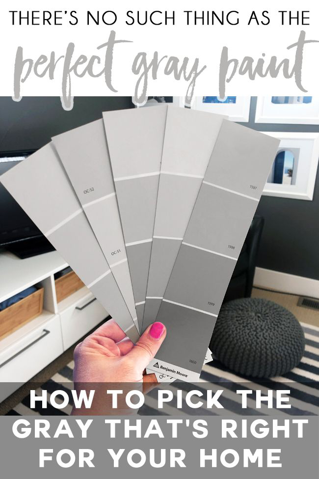 how to choose the perfect gray paint for your home in 2020 on how to choose paint colors id=89294