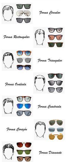 Aunque Nos Encanten Unas Gafas No Todas Nos Quedan Bien Descubre Cuáles Son Las Mejores Para Tu Gafas Para Hombres Estilo De Ropa Hombre Gafas Para Hombre