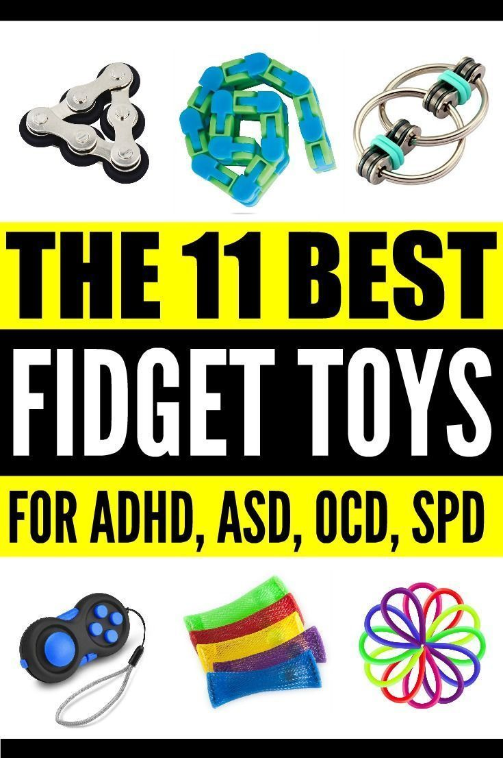 Looking For The Best Fidget Toys Kids With Special Needs Like Autism ADD