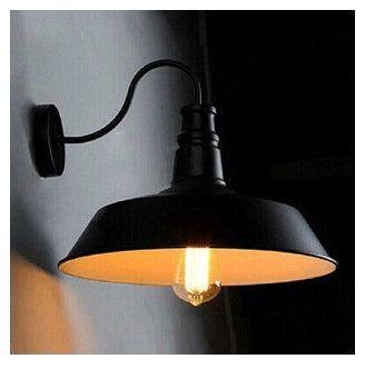 retro wandlampe Fa. Nasen