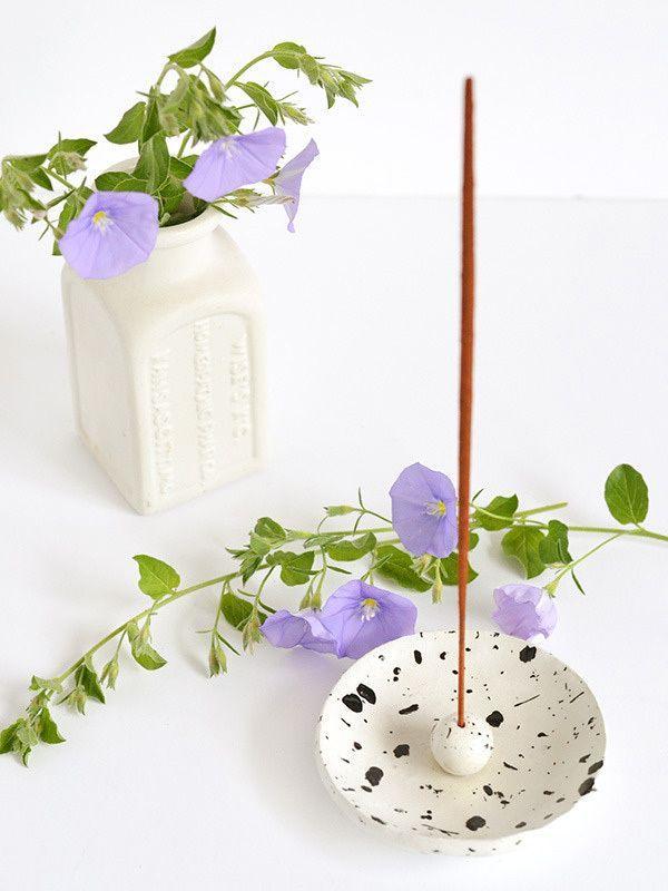 Photo of Make This: DIY Incense Holder, Plus the Lowdown on Aromatherapy