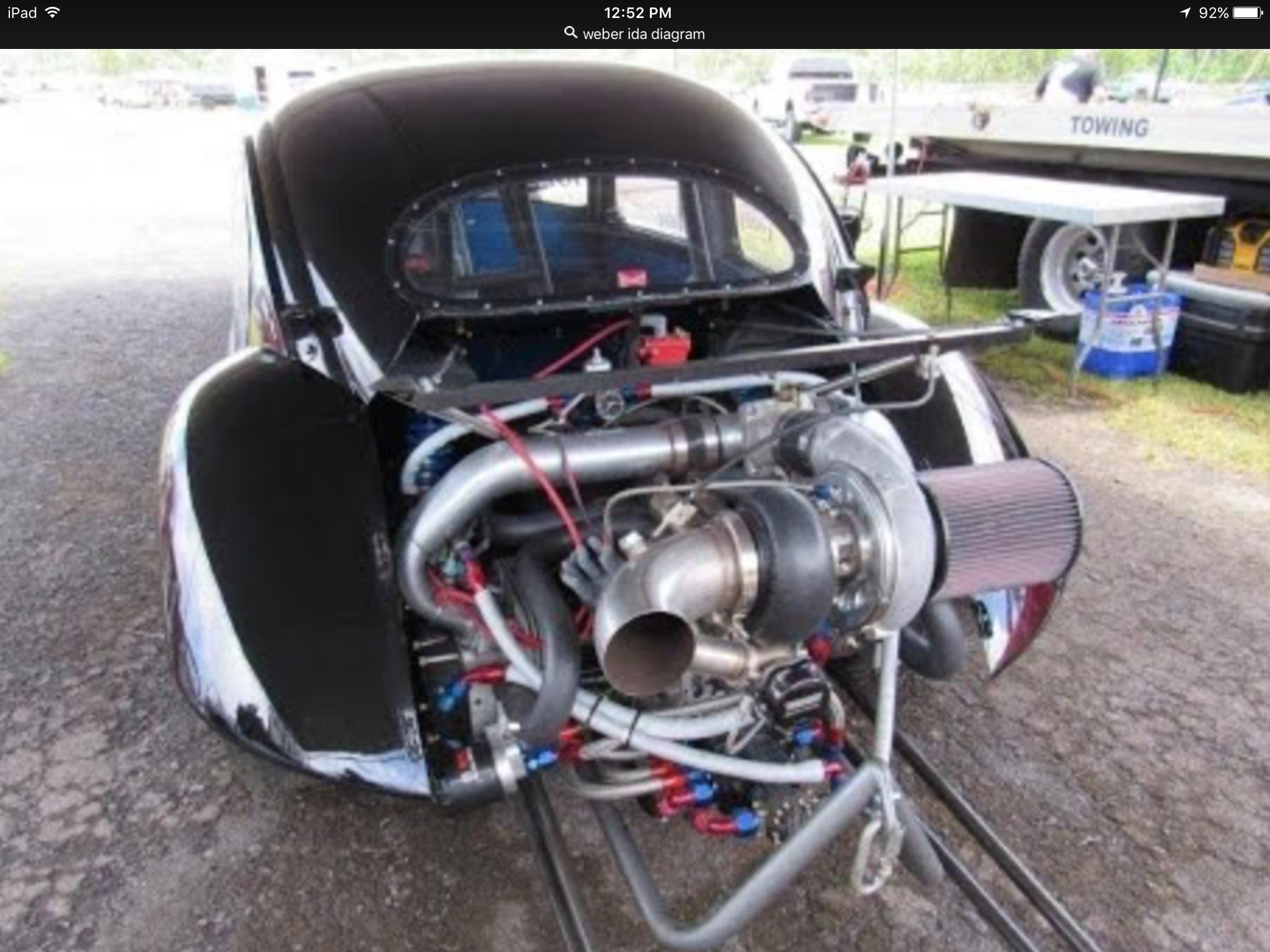 Old Vw Beetle Engine Diagram
