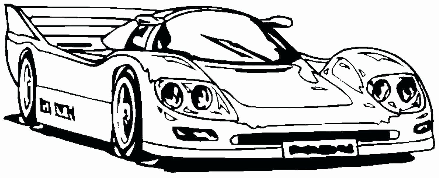 Sport Car Coloring Pages Printable Elegant Car Coloring Pages To Print Offsetsheet