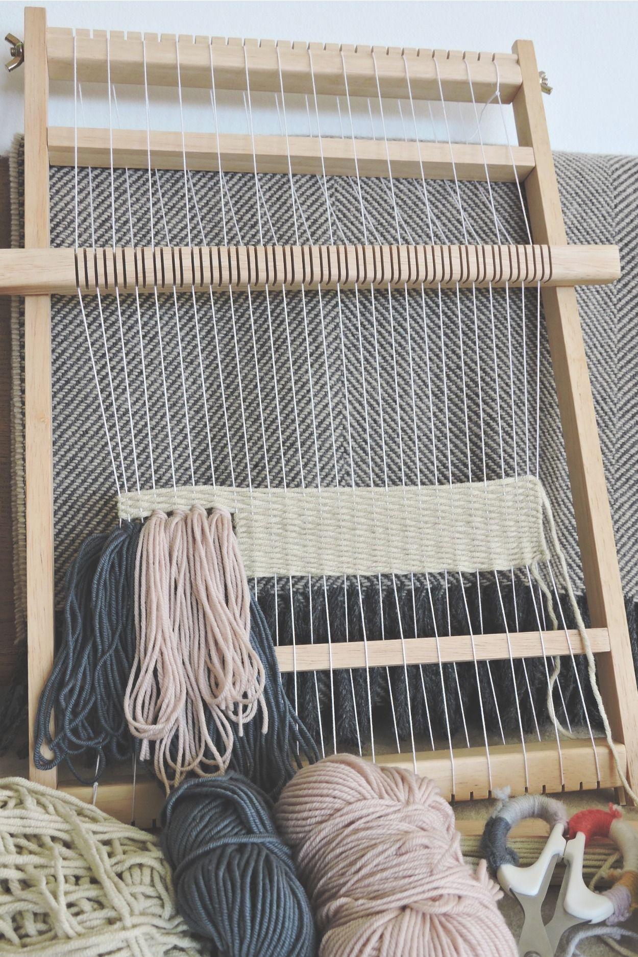 Smitten Weaving   crafts and children's art lessons   Weaving, Loom