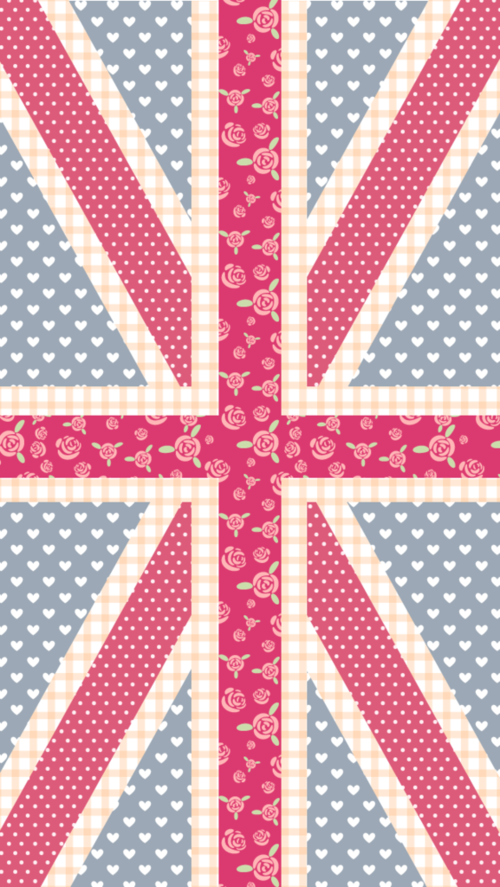 Juliana Learns To Draw Pastel Union Jack For Iphone 5 640 1136 Via Tumblr Wallpaper Iphone Cute Iphone Wallpaper Phone Wallpaper