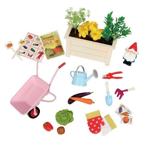 Home Accessory Gardening Set Our Generation