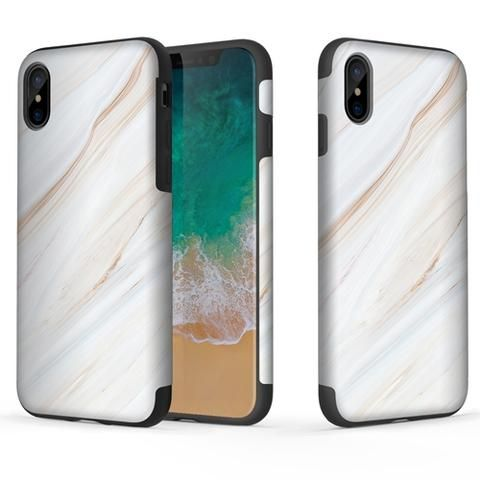 639d68035c White Marble Texture Cover Case for iPhone X Awesome iPhone 10 iPhone X  Apple Products link website cases awesome products shops store buy for sale  website ...