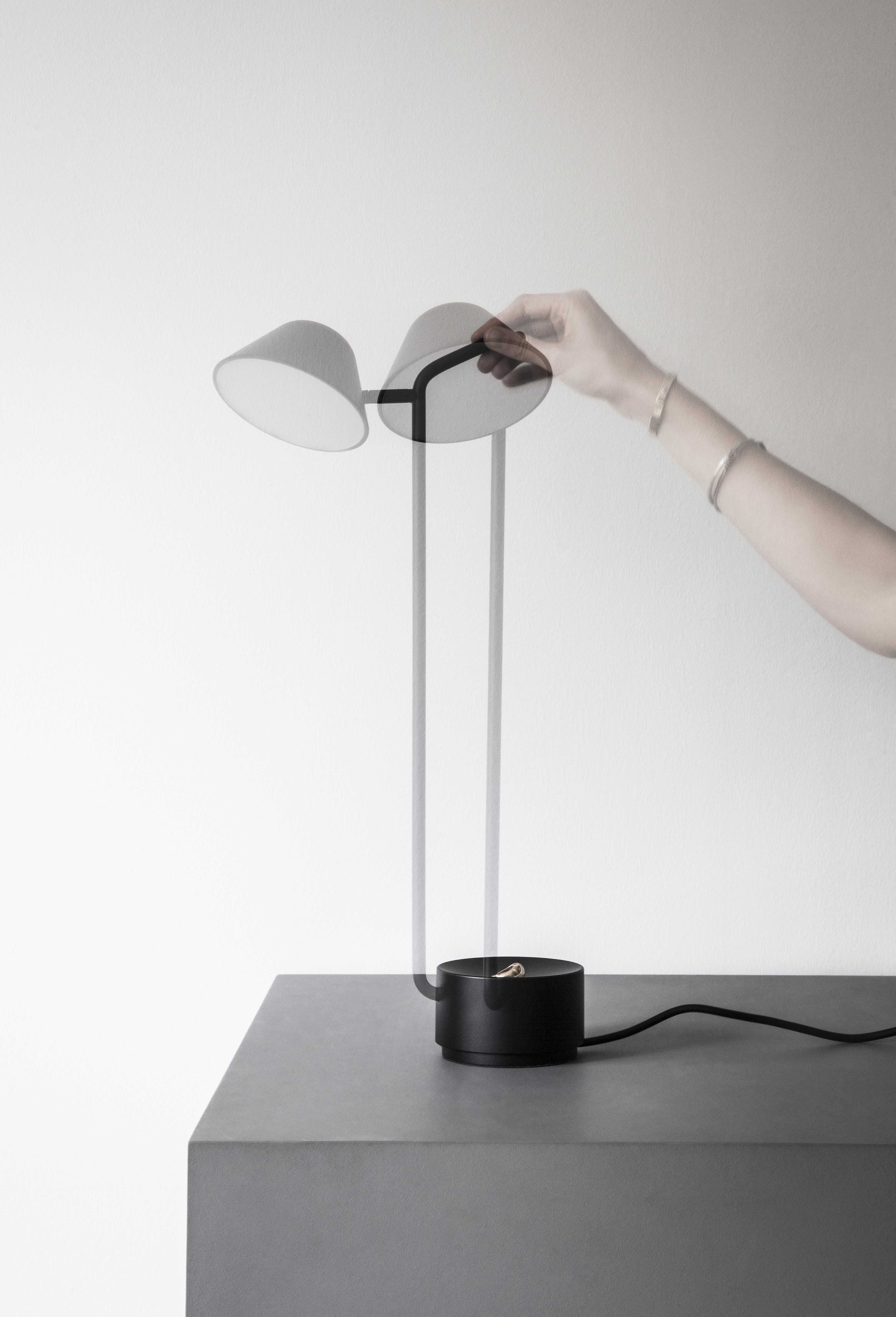 High Quality Design With A Distinct Nordic Twist Is The Philosophy Of Menu A Danish Brand That Aspires To Make The World Be Lamp Table Lamp Black Table Lamps