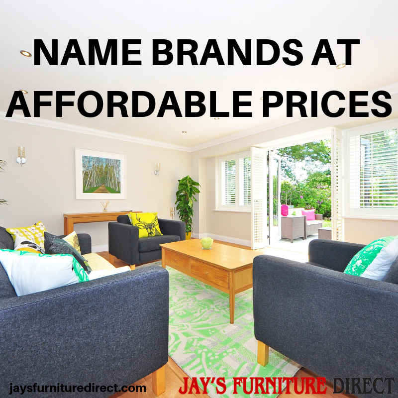 Jay S Furniture Direct Offers Brand Name Furniture At Prices That