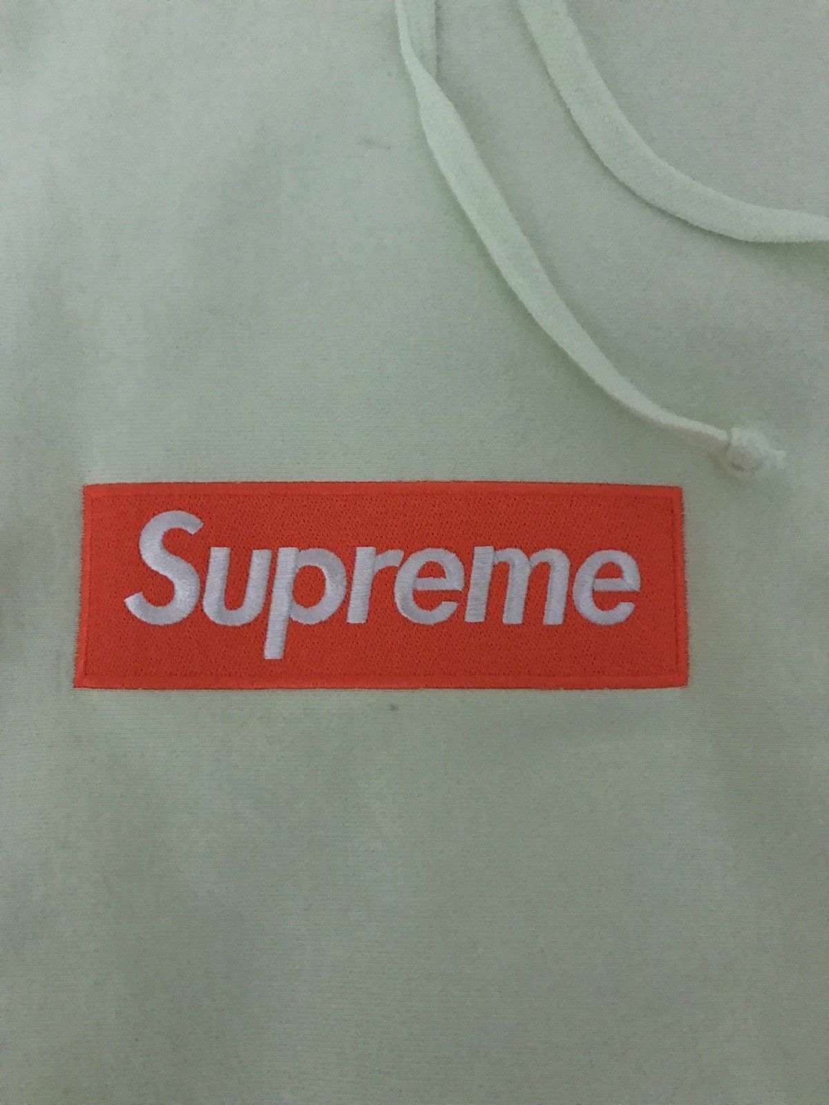 ccc63adf2 Details about Supreme Small Box Logo Zip Up Sweatshirt Hoodie ...