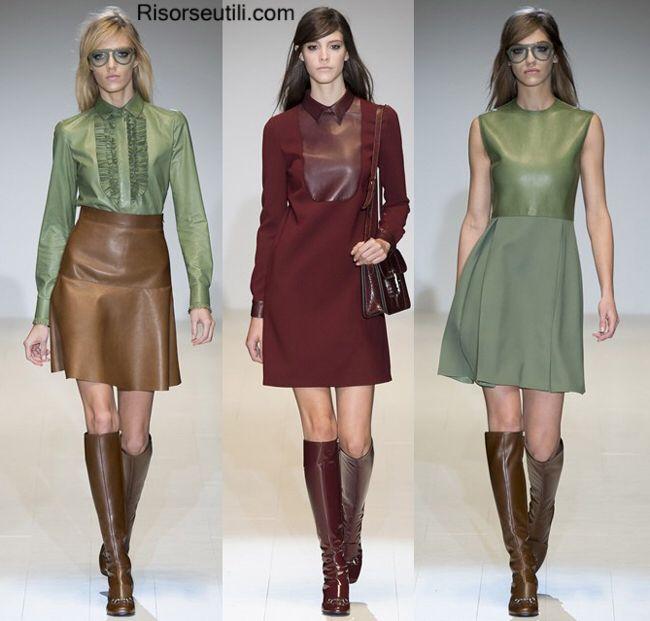 Kuva sivustosta http://www.risorseutili.com/images/Gucci/fall-winter/2014-2015/shows-women/Fashion_show_dresses_Gucci_fall_winter_2014_2015.jpg.