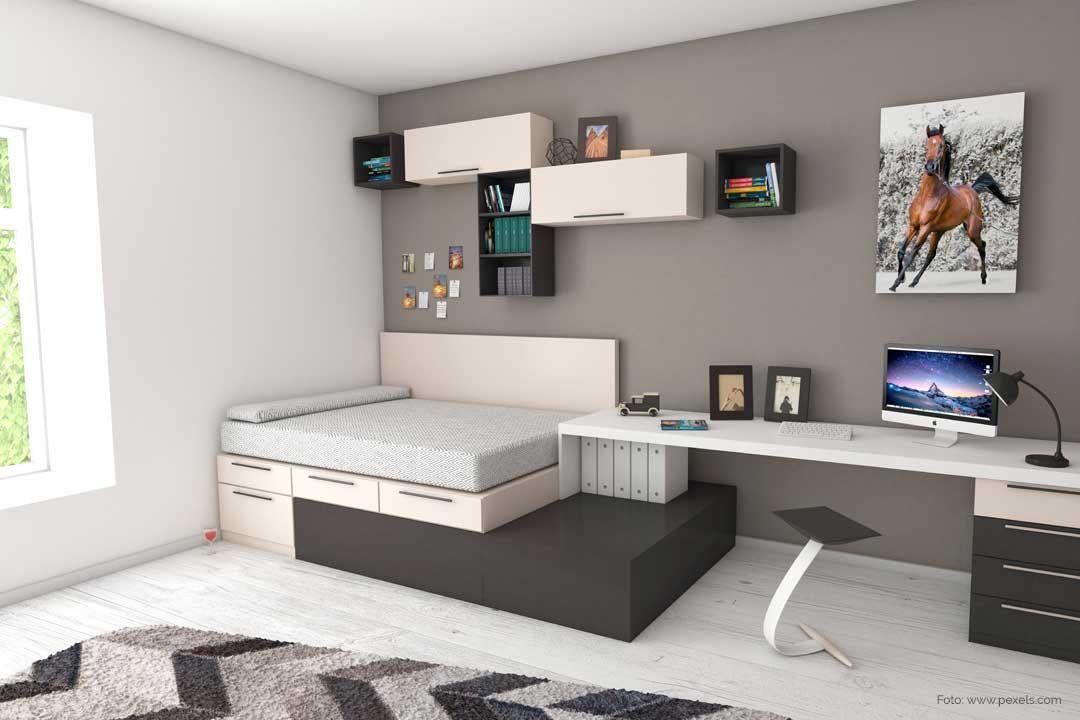 Zimmer aufräumen leicht gemacht für jedes Alter vom