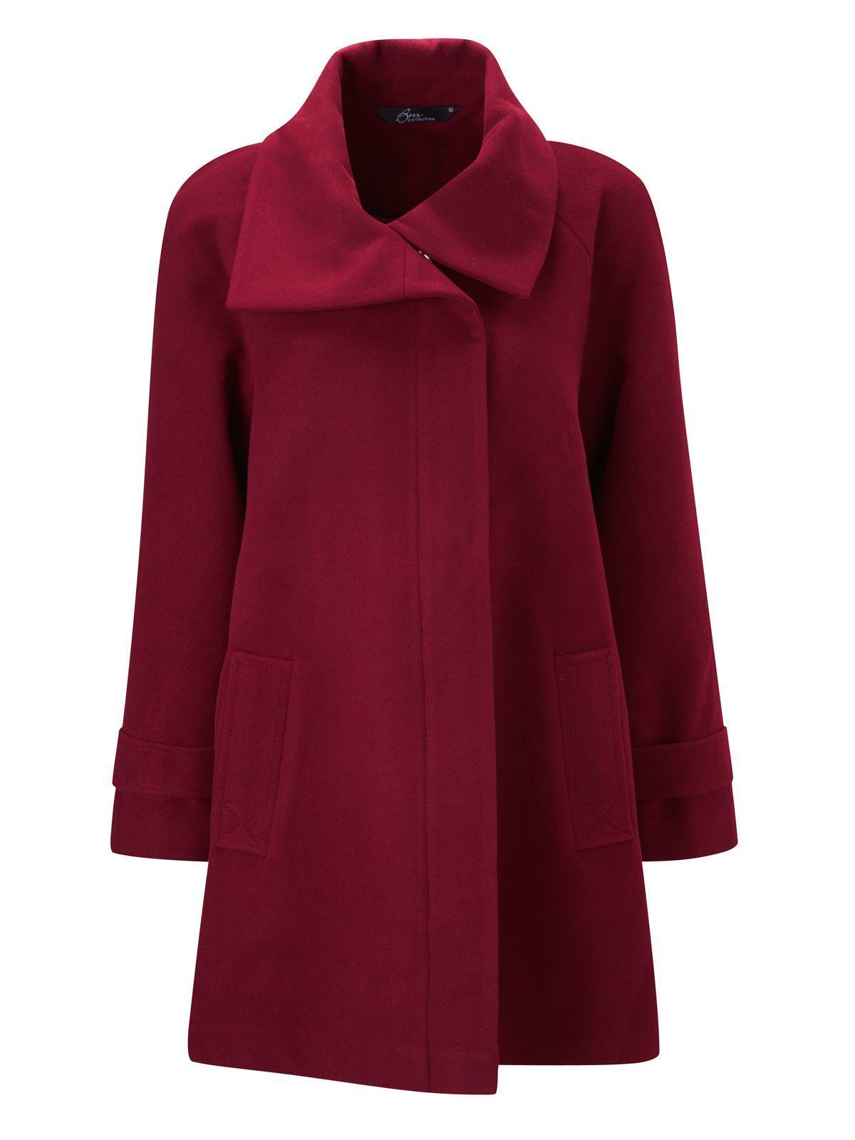 1f3d19d363b plus sized stylish coats
