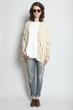 """""""Knitted Cotton Cardigan"""" https://sumally.com/p/323224"""