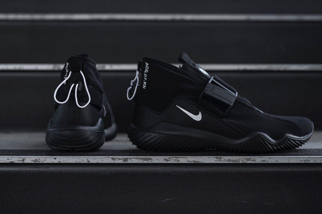 Nike ACG Nasu Gore-Tex   Nike acg, All black sneakers, Acg