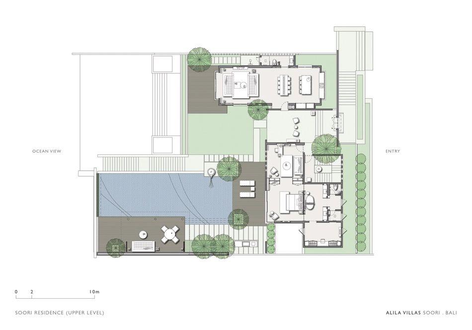 Alila Villas Soori Plans Villa Plan How To Plan Resort Villa