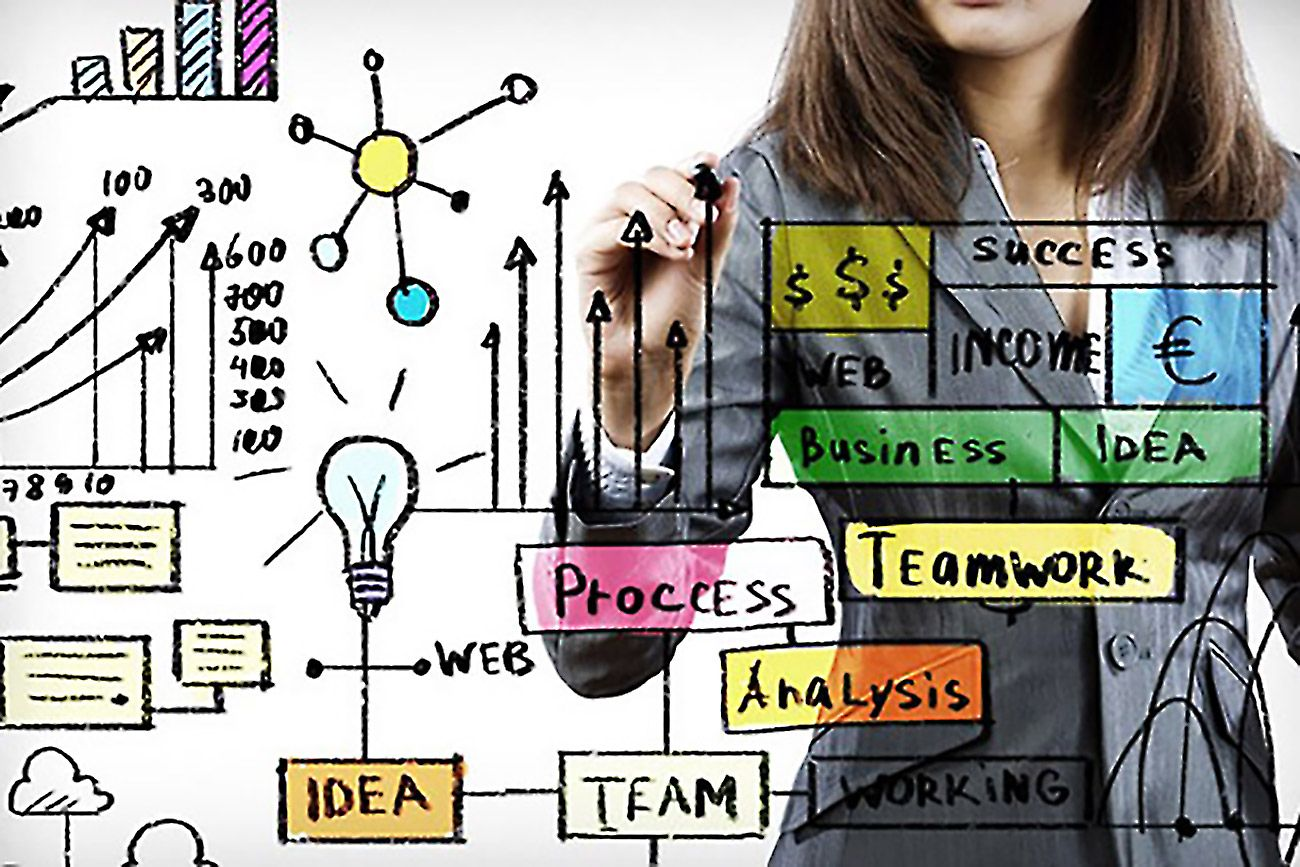 5 Steps to Create a 1Page Strategic Plan for Your