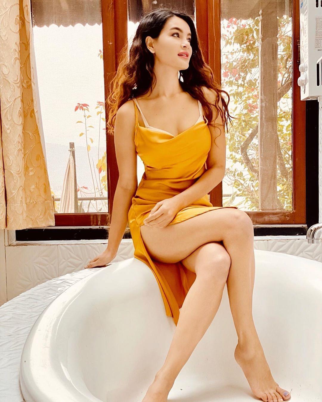 Shristi Shrestha Biography   Nepali Celebrity - Trending Net Nepal    Celebrities, Trending, Beautiful actresses