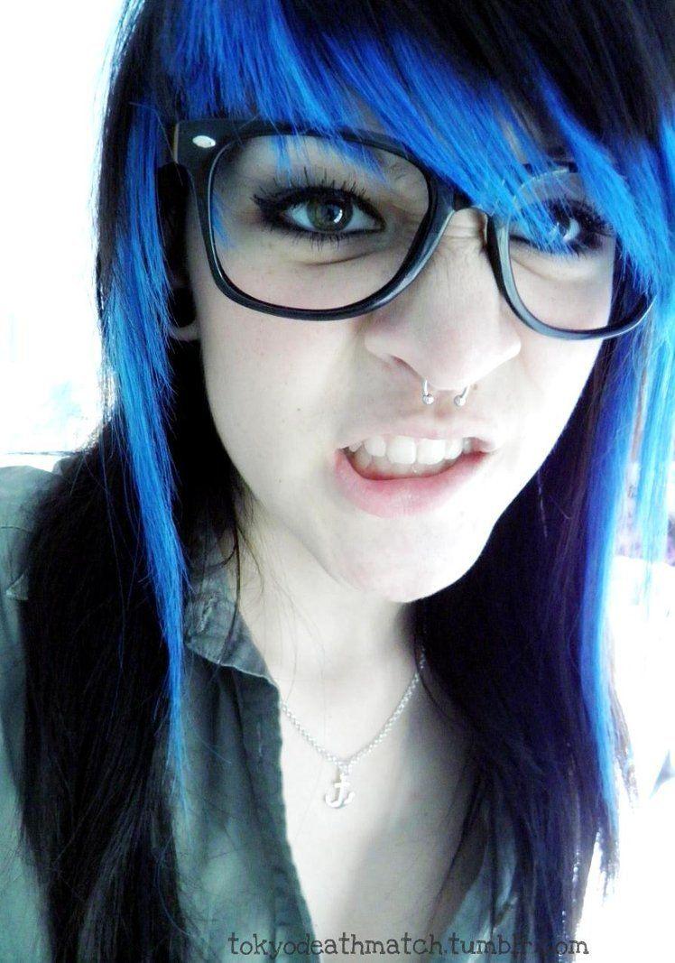 blue hair - Google Search
