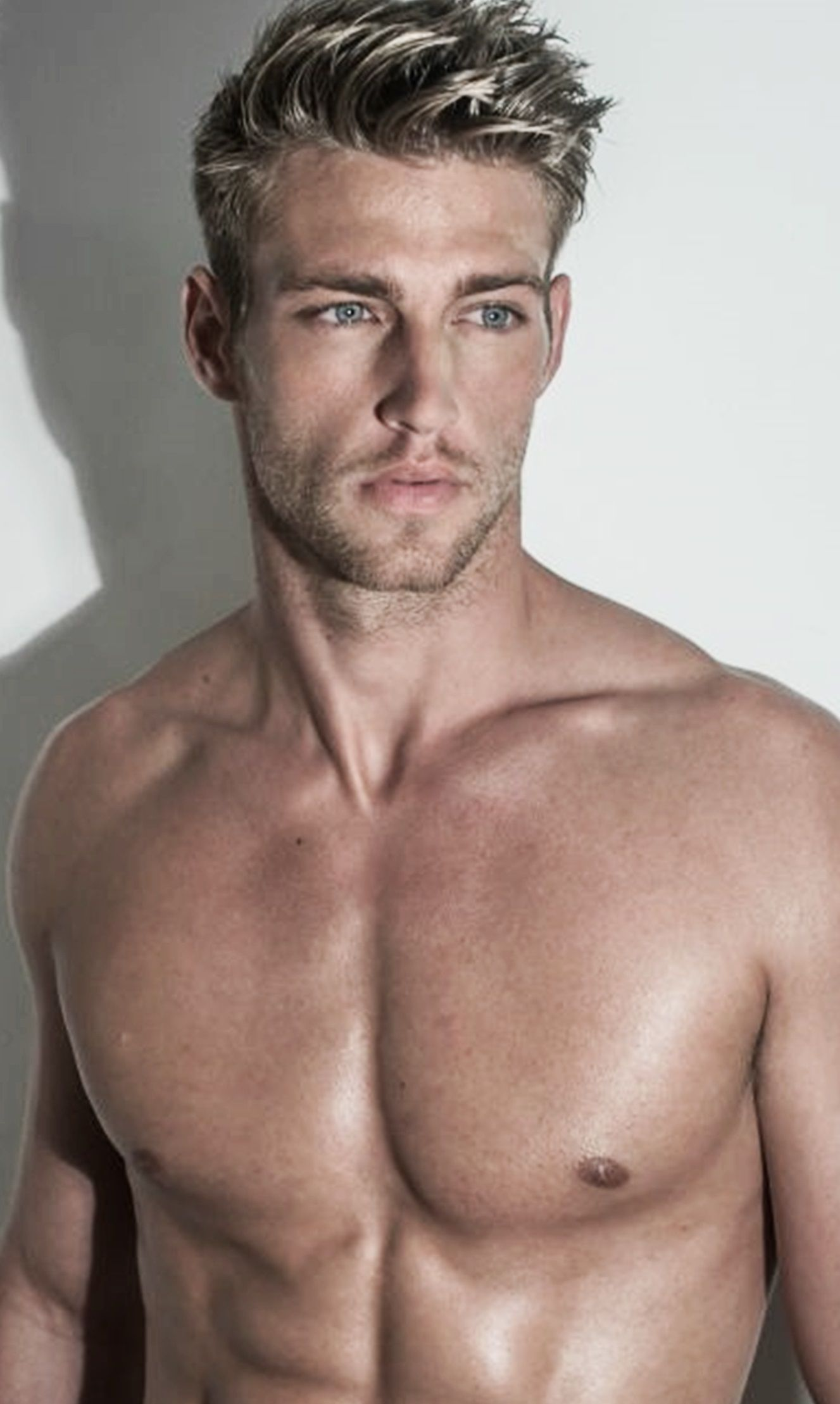 Image result for blonde male model