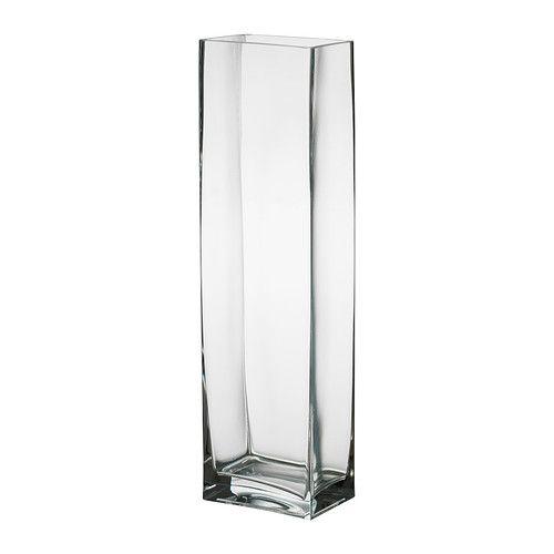 Rektangel Vase Ikea 3999 Length 7 Width 4 Height 25
