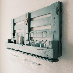 Weinregal Aus Paletten ✓ Palettenregal ✓ Europaletten ✓ DIY ✓ Upcycling ✓  Möbel ✓ Selber Bauen U0026 Machen ✓ Inspirationen ✓ Anleitungen ...