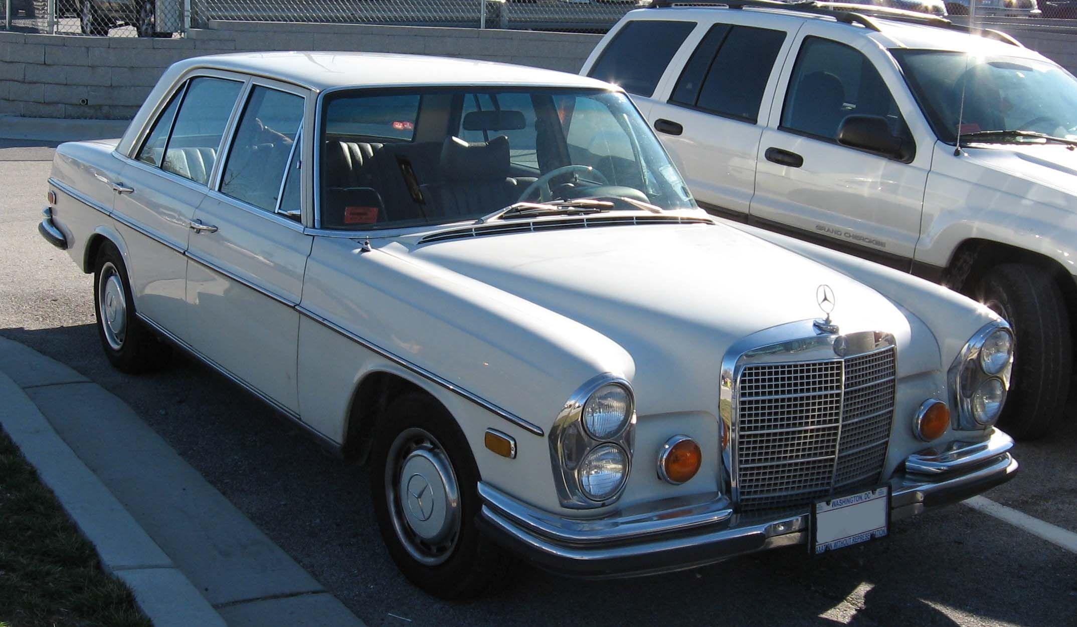 Mercedes-Benz 280SE (W108)   Classic Cars   Pinterest   Alloy wheel ...