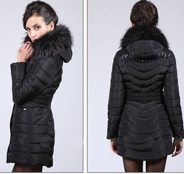 white down slim puffer coat women | Free shipping women Down ...