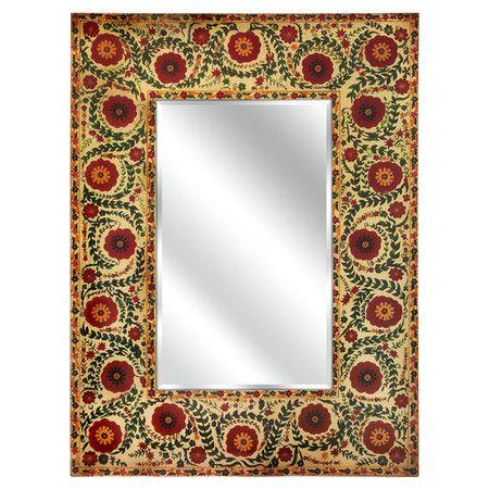 Found it at Wayfair - Iznik Tapestry Mirror