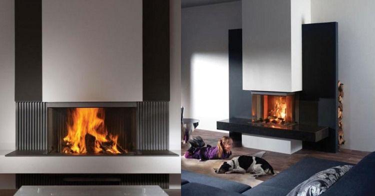 #Dekoration Design Kaminofen Gemauert Für Modernes Wohnen U2013 48 Bilder # Design #Kaminofen #