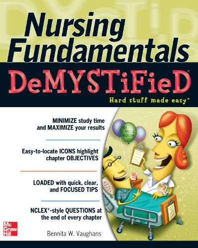 Nursing fundamentals demystified a self teaching guide pdf nursing fundamentals demystified a self teaching guide pdf download e book fandeluxe Images