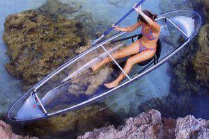 Glass Bottom Kayaking In Phuket Thailand See Through Kayak