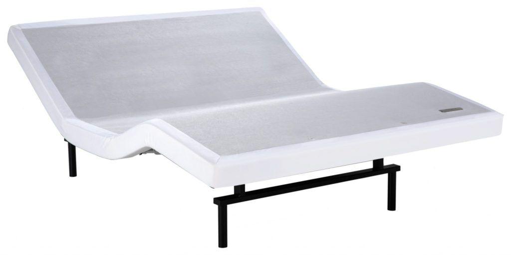 Serta Icomfort Motion Essentials Adjustable Foundation Bed Frame Adjustable Beds Bed Frame Sizes Adjustable Bed Base