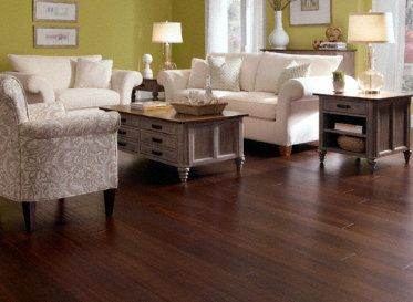 Get Tips Tricks And Instructions For The Nail Down Installation Of A Morning Star Bamboo Floor Diy