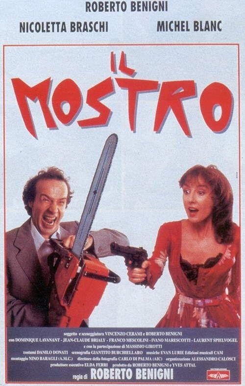 Mostro Dick film