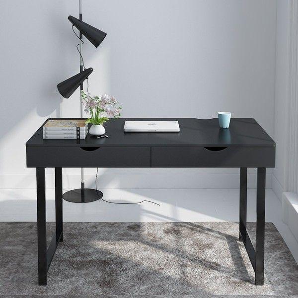 Soges Computer Desk 47 Pc Desk Office Desk With Drawer