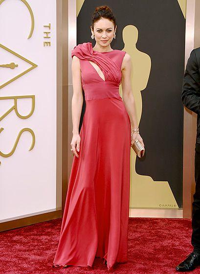 Olga Kurlenko: 2014 Oscars