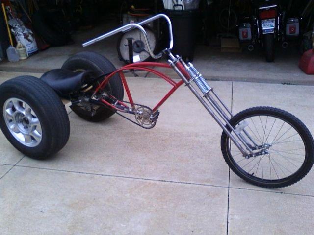 Chopper Trike With Images Trike Bicycle Bicycle Lowrider Bike