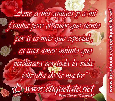 Amo A Mis Amigos Y A Mi Familia Pero El Amor Que Siento Por Ti Es
