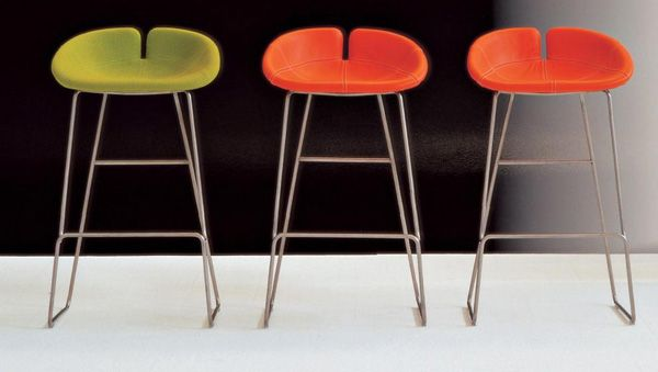 Moroso sgabello fjord home stool bar stools e chair