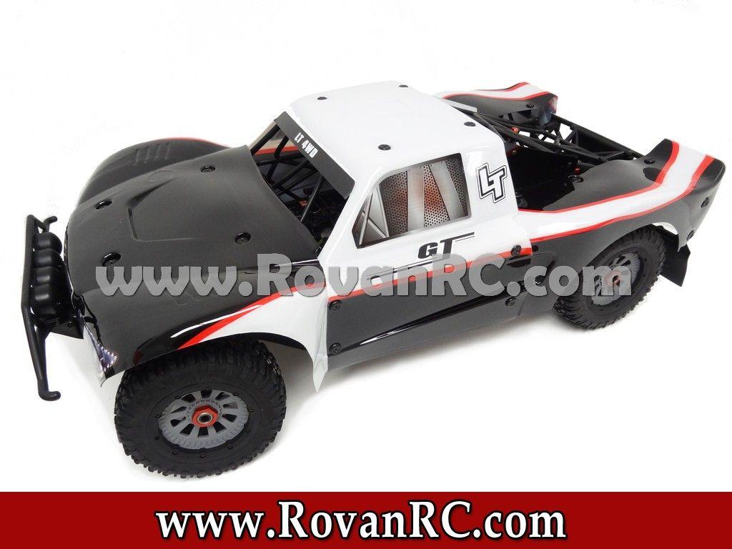 4x4 car toys  Rovan  RTR LT cc WD Short Course Truck WPipe LOSI IVET