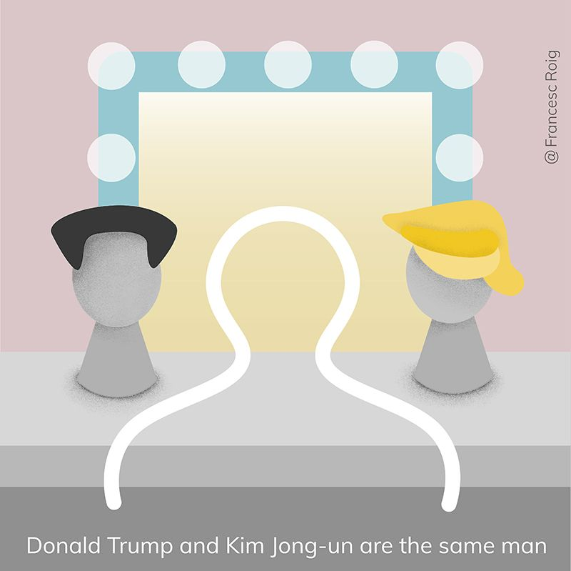 Donald Jong-un