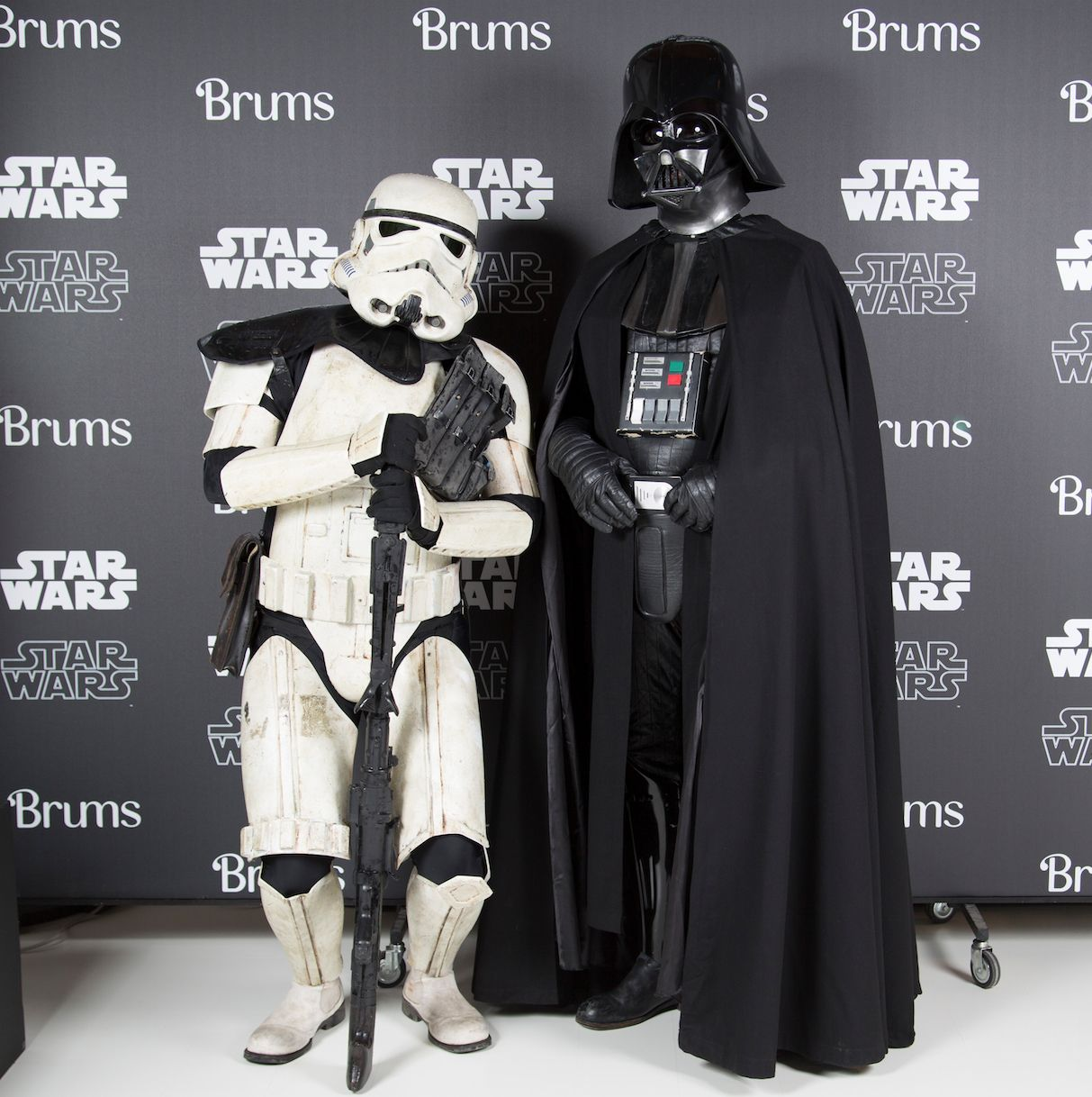 Star wars caracters..