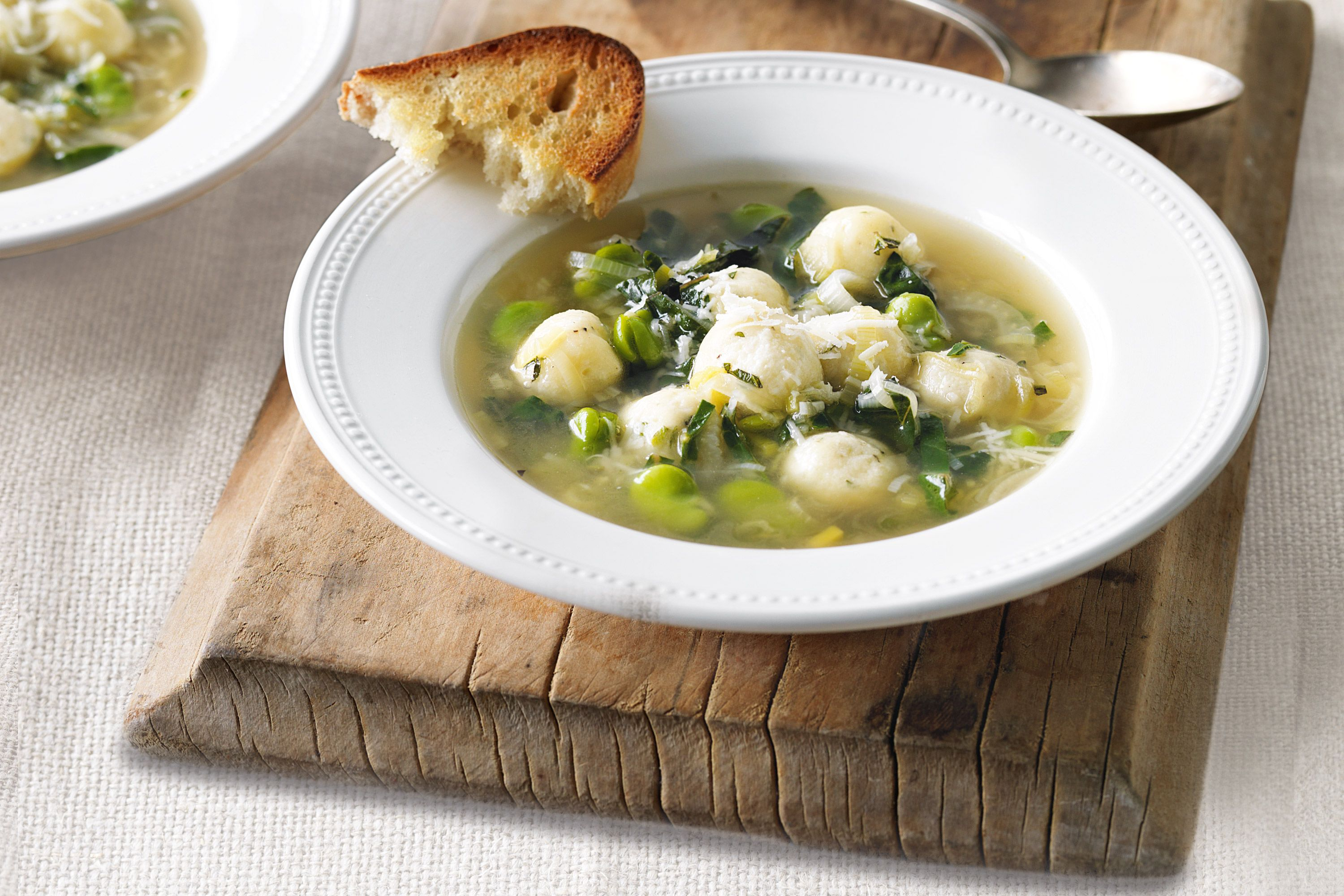 Take soups from starters to the main event with this top recipe. It's hearty, tasty and budget-friendly, too.