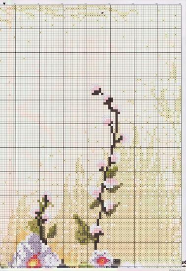 Malwy Kwiaty Izyda55 Chomikuj Pl Cross Stitch Flowers Cross Stitch Flowers
