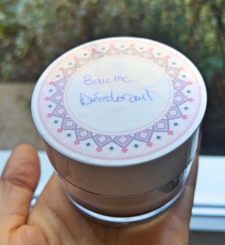 [DIY] Baume déodorant naturel